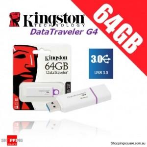 Kingston DataTraveler G4 64GB USB Flash Drive Pendrive Memory Stick USB 3.0