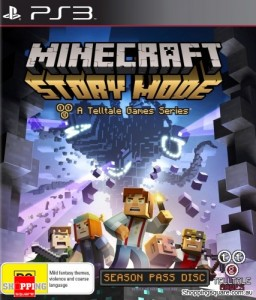 Minecraft Story Mode: A Telltale Game Series - PS3