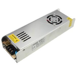 Mini Power Supply Switching Transformer 220V to 12V 30A 360W for LED Strip Light