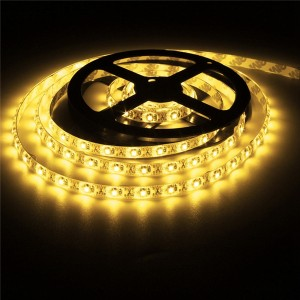 2M 3528 120LED 9.6W USB LED Strip Light TV Background Lighting IP65 Kit 5V Colour Warm White