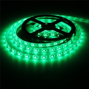 2M 3528 120LED 9.6W USB LED Strip Light TV Background Lighting IP65 Kit 5V Colour Green