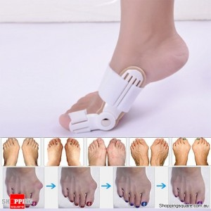 Unisex Foot Toe Bunion Splint Straightener Posture Corrector for Hallux Valgus Pain Relief