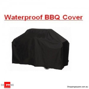 Waterproof BBQ Cover Gas Charcoal Barbeque Grill Protector