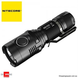 Nitecore MH20 USB Smallest 18650 CREE XM-L2 U2 1000LM LED Flashlight Torch