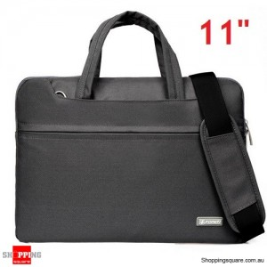 11 inch Sleeve Carry Case Cover for Dell Macbook Air Ultrabook Laptop Grey Colour