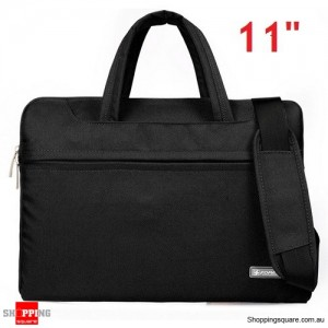 11 inch Sleeve Carry Case Cover for Dell Macbook Air Ultrabook Laptop Black Colour