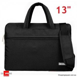 13 inch Sleeve Carry Case Cover for Dell Macbook Air Pro Ultrabook Laptop Black Colour