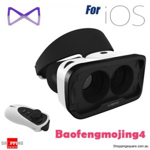 Baofeng Mojing 4 Virtual Reality VR 3D Glasses Headset for Movie Game iOS iPhone 6/6 Plus 6S/6S Plus