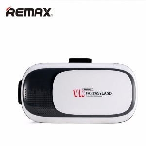 REMAX VR Virtual Reality 3D Glasses Headset for Movies Games Smart Device