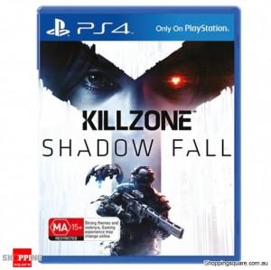 Killzone Shaddow Fall - PS4