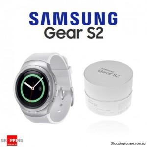 Samsung Galaxy Gear S2 R7200 Smart Watch Sport Wearable Fit Health Silver