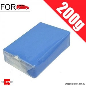 200g Detailing Magic Cleaning Clean Car Clay Bar for Sludge Mud Removal
