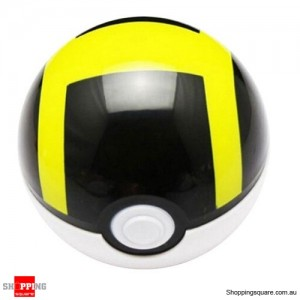 7cm Pokemon Pop-up Plastic Pokeball BALL Toy Lovely Cute for Gift Go Pikachu - Ultra Ball
