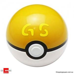 7cm Pokemon Pop-up Plastic Pokeball BALL Toy Lovely Cute for Gift Go Pikachu - GS Ball