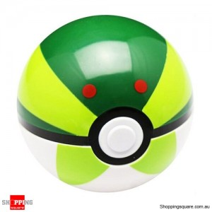 7cm Pokemon Pop-up Plastic Pokeball BALL Toy Lovely Cute for Gift Go Pikachu - Park Ball