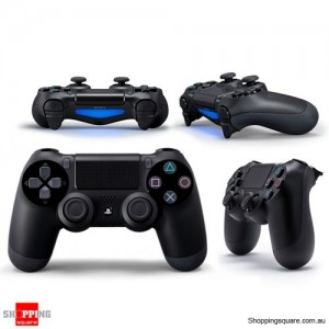 GENUINE Sony PlayStation 4 DualShock®4 Wireless Controller PS4 Jet Black