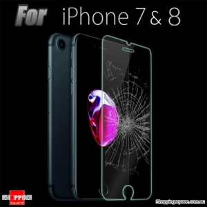 Premium Real Tempered Glass Film Screen Protector for iPhone 7 & 8