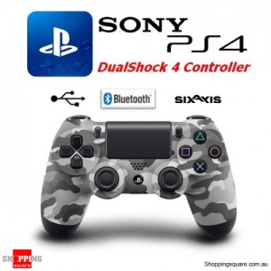 GENUINE Sony PlayStation 4 DualShock®4 Wireless Controller PS4 Urban Camouflage