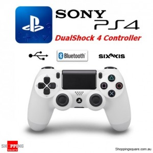GENUINE Sony PlayStation 4 DualShock®4 Wireless Controller PS4 Glacier White