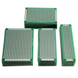 40X FR-4 Double Side Prototype PCB Printed Circuit Board