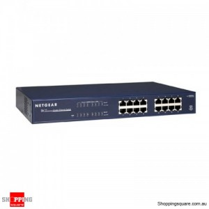 Netgear JGS516 16 Port Gigabit Switch