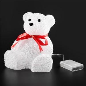 Christmas Led Light Acrylic Polar Bear