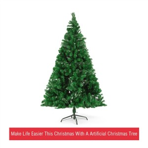 180cm Artificial Christmas Tree with LED Lights