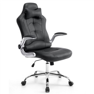 Black High Back Gaming and Office Computer Chair