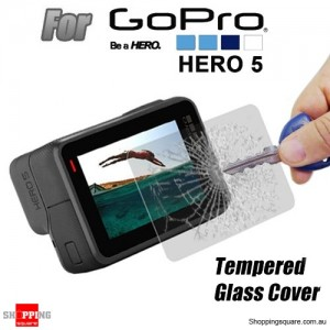 Tempered Glass Screen Protector Film For Gopro Hero 5 Action Camera