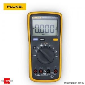 Fluke 15B+ Plus Auto Range Digital Probe Multimeter Meter AC DC Resistance Current Voltage Measurement