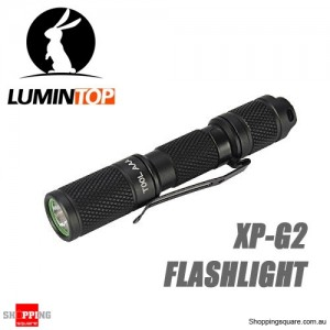 Lumintop Tool AAA XP-G2 R5 110 Lumens EDC Flashlight with 3Modes Keychain