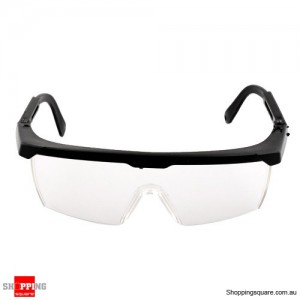 Safety Goggles Glasses Eye Protection Need for Dust Paint Nerf Outdoor Games Black Colour