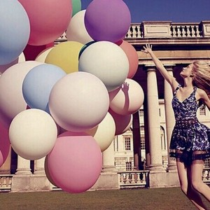 "10 X  36"" Big Size Latex Balloon for Party Wedding Birthday Decoration"