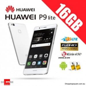 Huawei P9 Lite 16GB VNS-L22 Dual Sim 4G LTE Unlocked Smartphone White