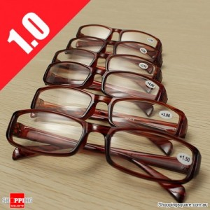 Lightweight Presbyopic Fatigue Relieve Comfortable Reading Glasses Strength 1.0