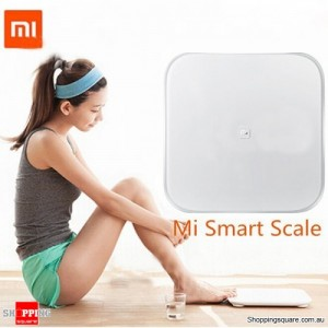 Genuine XiaoMi Bluetooth V4.0 Mi Digital Smart Scale Balance with LED Display Electronic Sensor for Body Weight