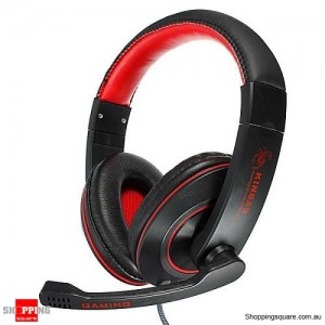 Adjustable Stereo Gaming Hifi Headphone with Mic