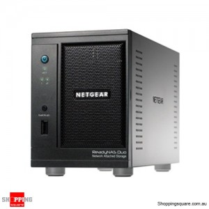Netgear RND2150 ReadyNAS Duo Storage 500GB HDD