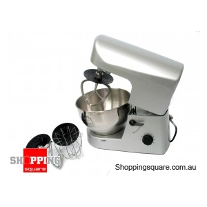 Multi-Function Stand Mixer with 5L Bowl, Aid in Kitchen