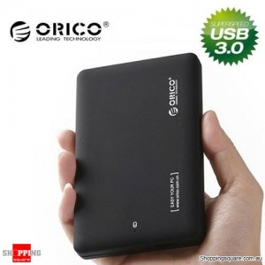 ORICO 2588US3 USB 3.0 2.5 inch Tool-Free External SATA HDD Hard Drive Dock Enclosure Case