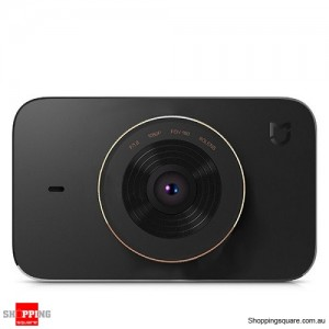 Genuine Xiaomi MiJia(Chinese Version) Car DVR Video Recorder with SONY IMX323 Sensor 160 Degree Wide Angle 3.0 Inch TFT