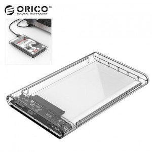"ORICO 2139U3 USB 3.0 to SATA 3.0 2.5"" External Hard Drive Enclosure"
