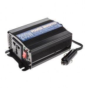 200-Watt Handheld Auto Car Power Inverter Charger USB