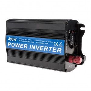12V 400W Compact Auto Power Inverter