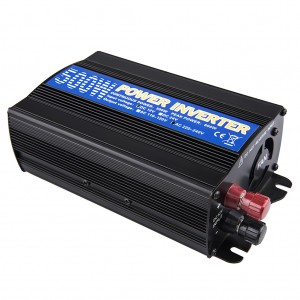 12V 500W Compact Auto Power Inverter