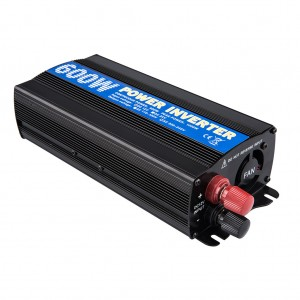 600W Car DC 12V to AC 220V/240V Power Inverter Charger Converter