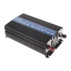 Heavy Duty 800-Watt Double-Outlet Power Inverter