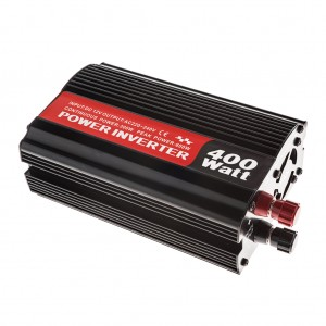 400-Watt Handheld Car Power Inverter