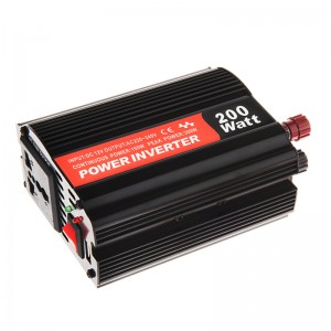 200W DC12V to AC 220V Car Power Inverter DC to AC Power Inverter