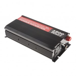 1500W DC 12V to AC 220V-240V Car Power Inverter with USB Port